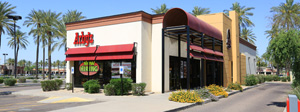 Arby's - a Maintenance Project by Bernard Construction Services in Phoenix Arizona
