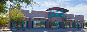 Tempe Retail Center - A Ground-up Project  by Bernard Construction Services in Phoenix Arizona