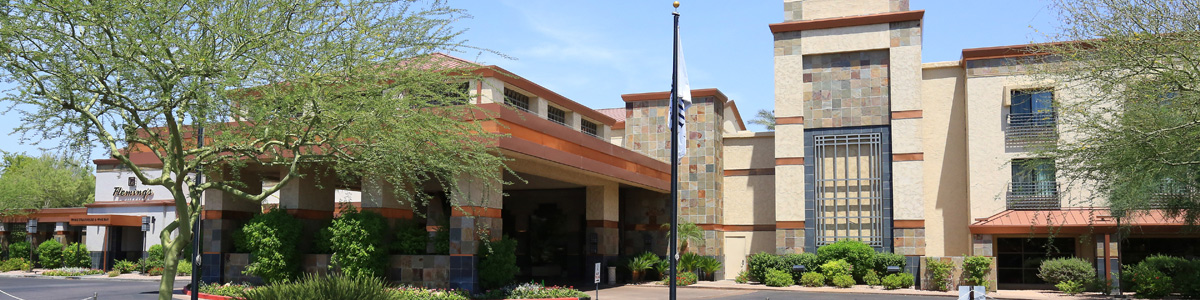Hilton Resort Maintenance Project managed by Bernard Construction Services in Phoenix, Arizona